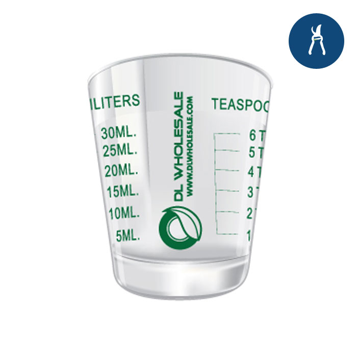 Xacto Shot Glass Individual - EACH