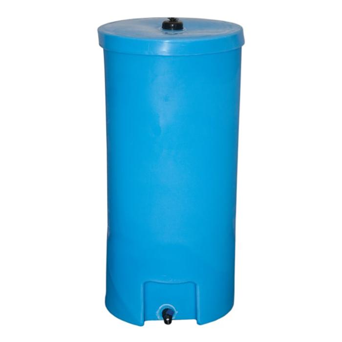 DL 35 Gallon ROUND Water Caddie, Upright
