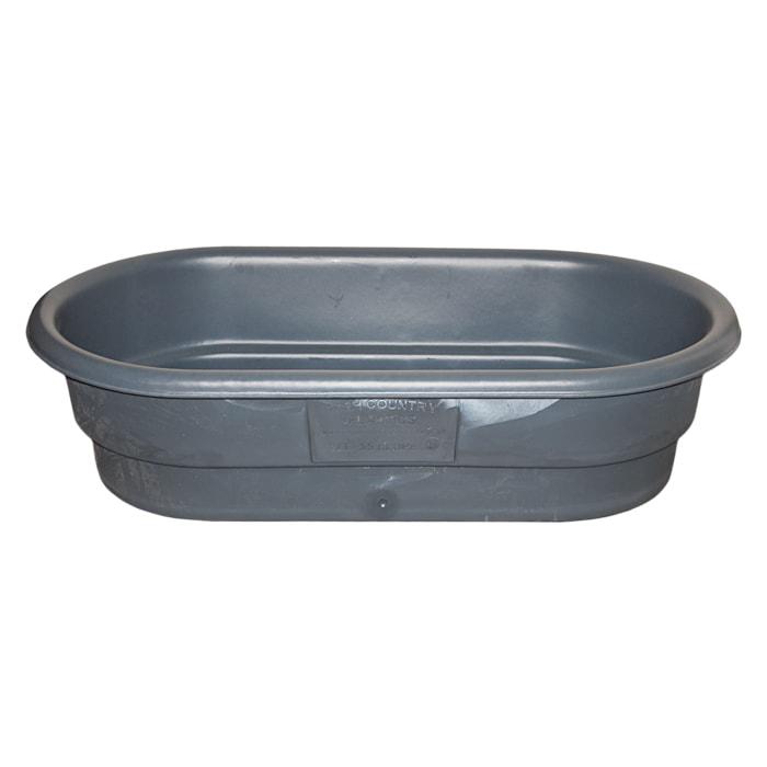 GROW1 55 Gallon Water Tank Reservoir Oval