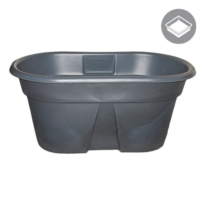 GROW1 100 Gallon Water Tank Reservoir Oval