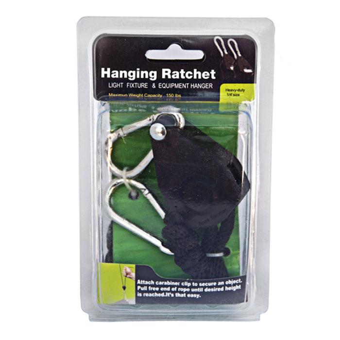 DL 1/4 Inch Rope Ratchet Light Hanger EACH