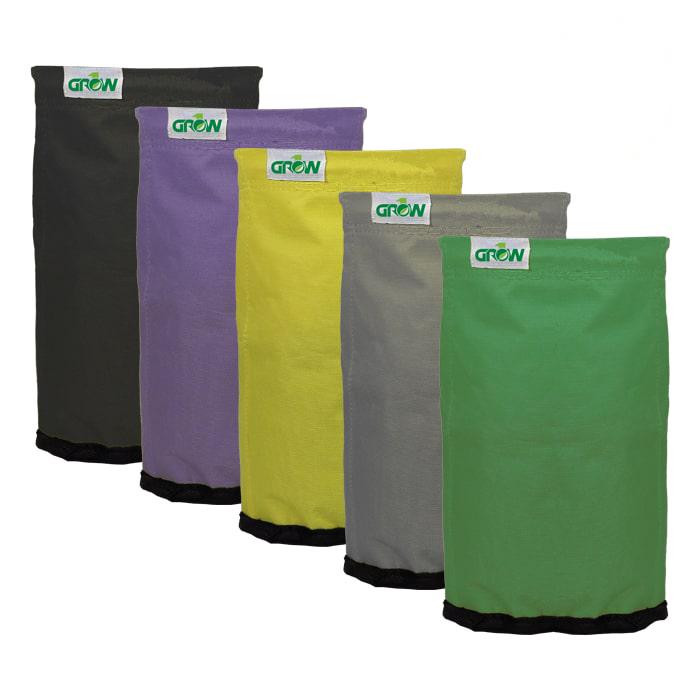GROW1 Extraction Bags 20 Gallon - 5 Bag Kit