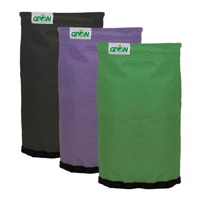 GROW1 Extraction Bags 5 Gallon - 3 Bag Kit