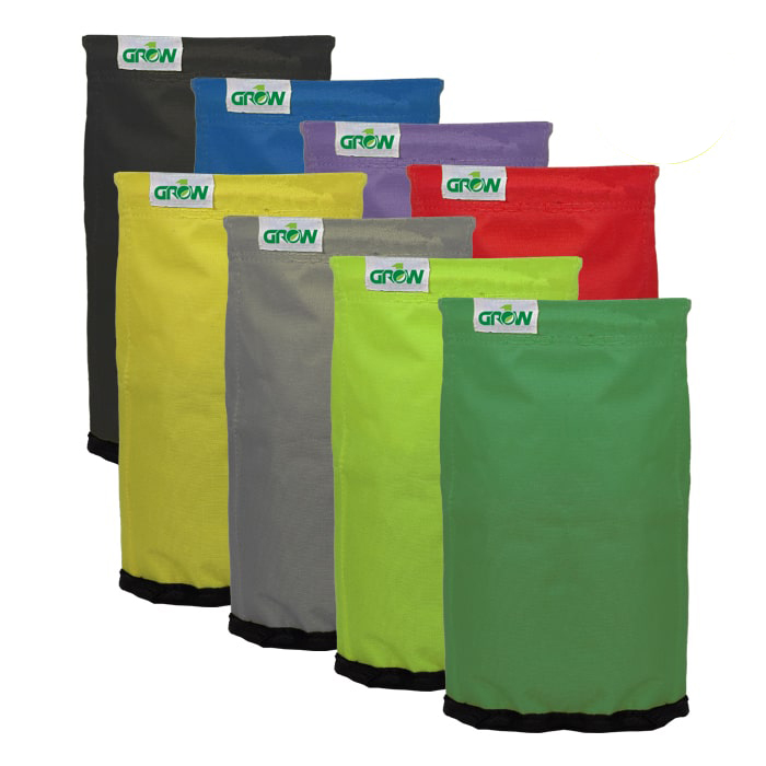 GROW1 Extraction Bags 5 Gallon - 8 Bag Kit