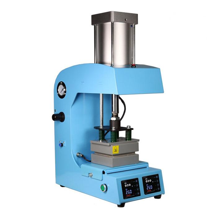 Bubble Magic 5 X 5 Pneumatic Heat Press 1000 PSI