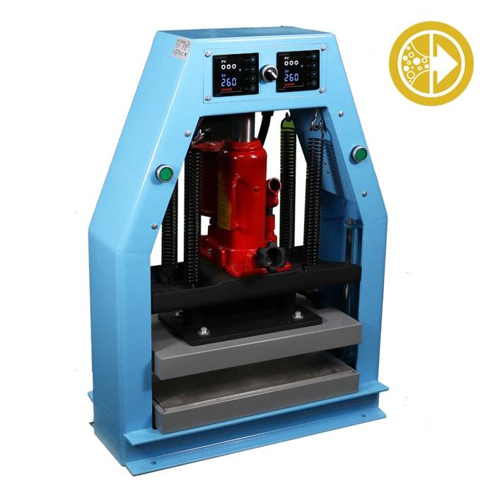Bubble Magic 8 X 16 Hydraulic/Pneumatic Heat Press 12ton