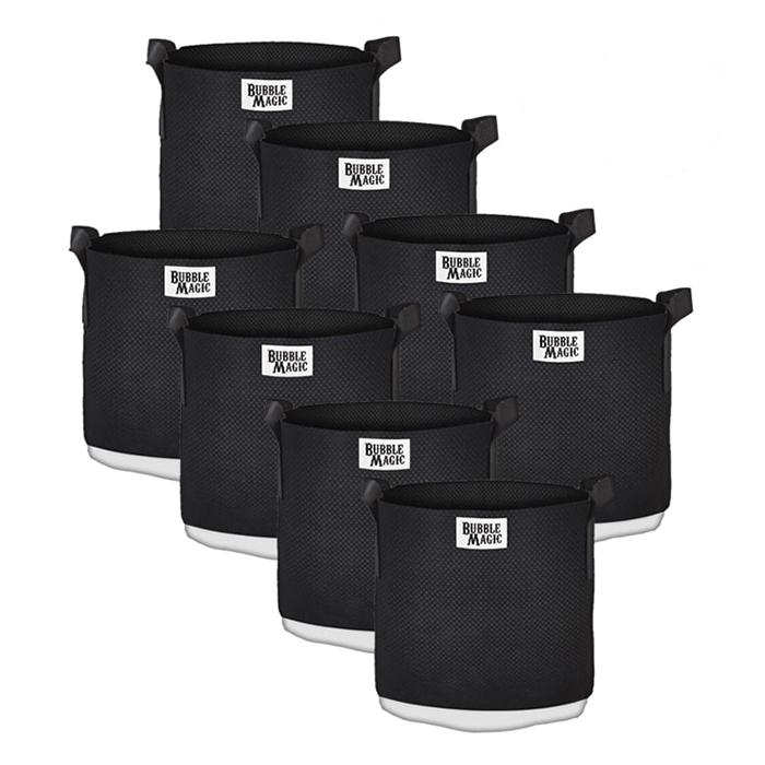Bubble Magic Extraction Bags 20 Gallon - 8 Bag Set