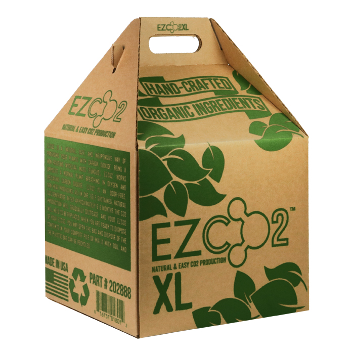 EZ Co2 XL Delay Activated Co2 Producing Mushroom Bag