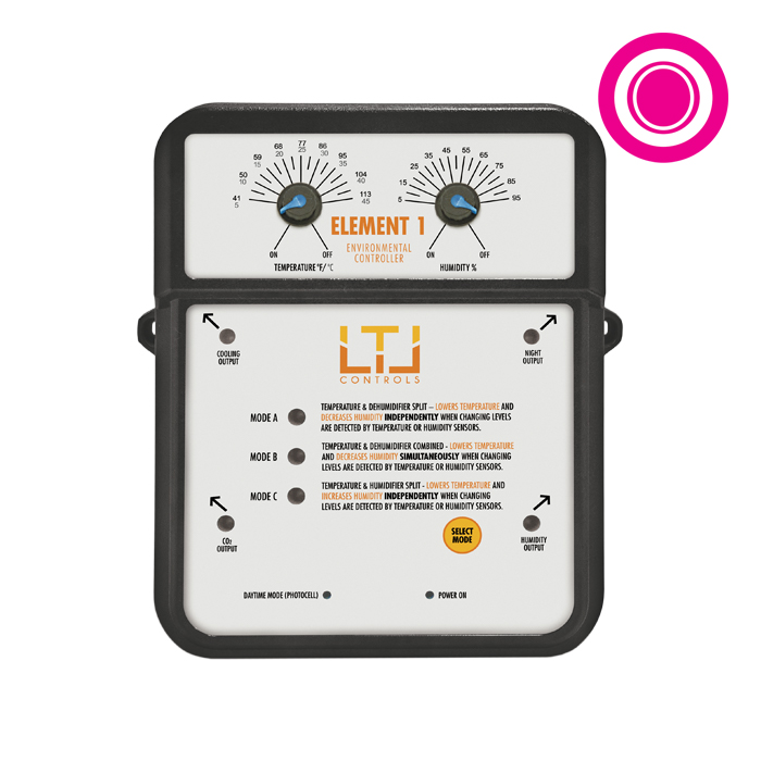 LTL ELEMENT1 Analog Atmosphere Control, 4-outlets