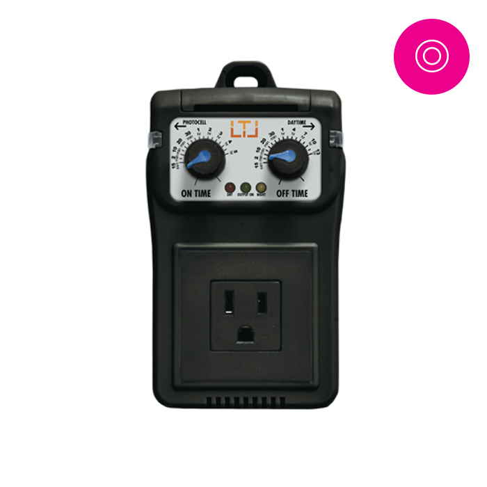 LTL STAGE1 Analog recycle timer single outlet