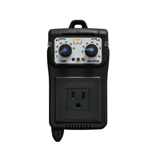 LTL SPEED Analog fan speed controls single outlet