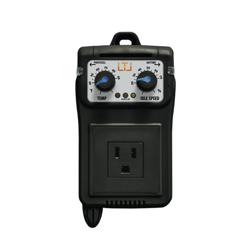 LTL SPEED Analog fan speed controls,single outlet