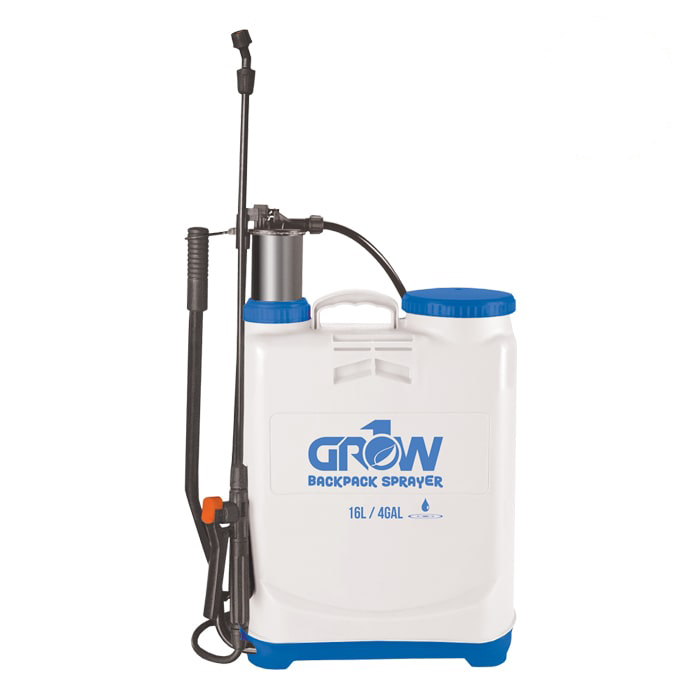Grow1 (16L/4Gal) Back Pack Sprayer