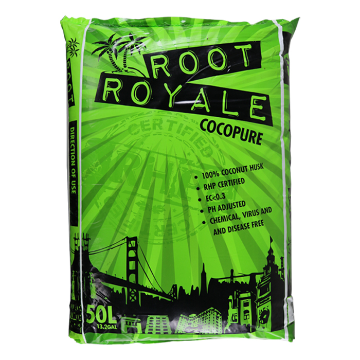 Root Royale CocoPure 50L