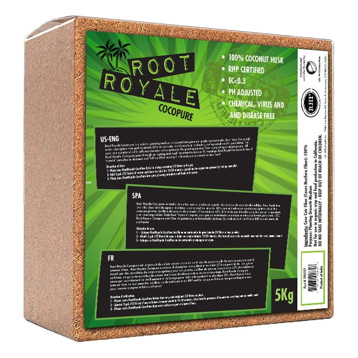 Root Royale Coco Brick