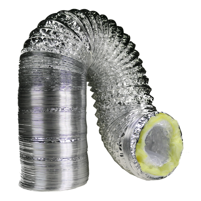 GROW1 4 X 25 Foot Insulated Ducting