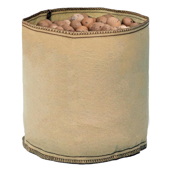 GROW1 7 Gallon Tan  Fabric Pot