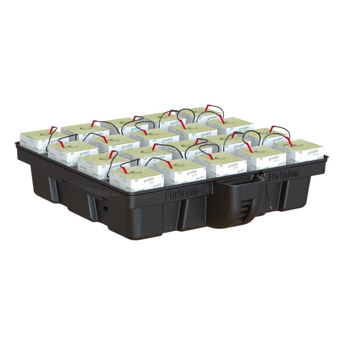 Platinium 100 Series HydroStone