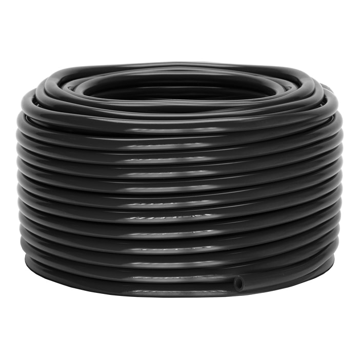 GROW1 1 X 50 Foot Black Vinyl Tubing