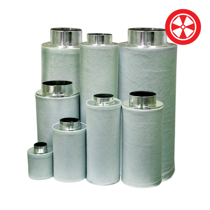Funk Filter 8 X 24 Carbon Air Filter