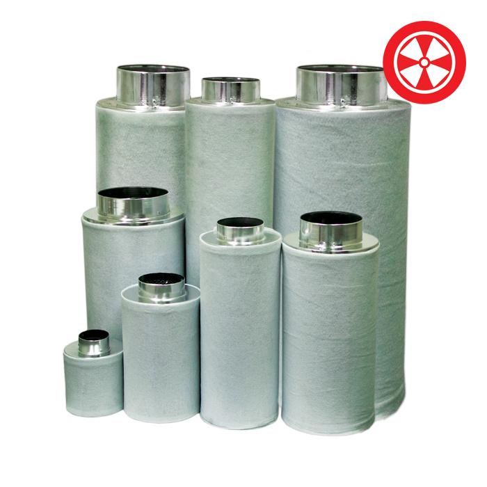 Funk Filter 10 X 24 Carbon Air Filter