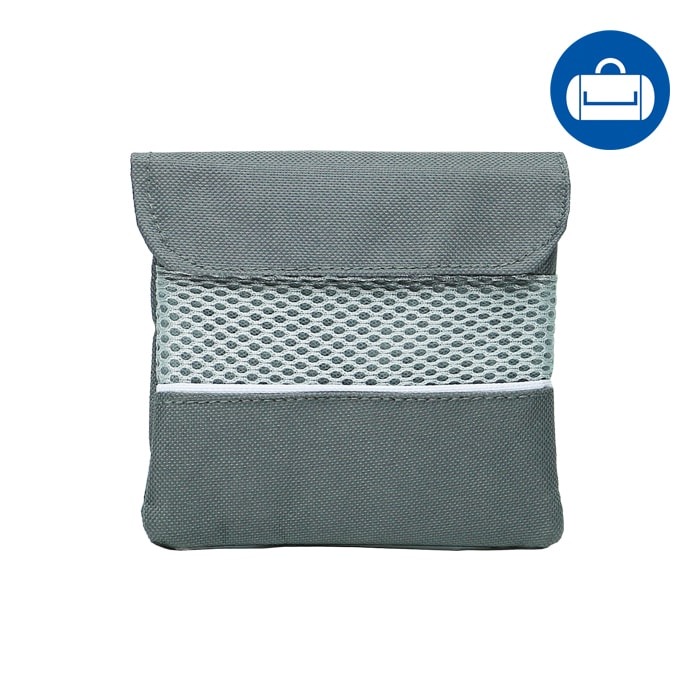 Funk Fighter DAILY Pocket Bag InchGREY Inch