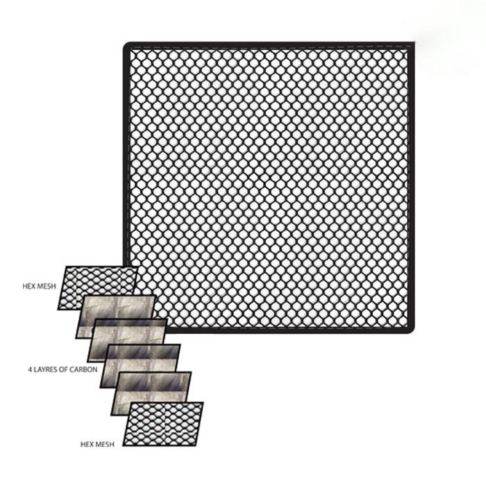 AWOL Carbon PAD Insert (12 X 12 )