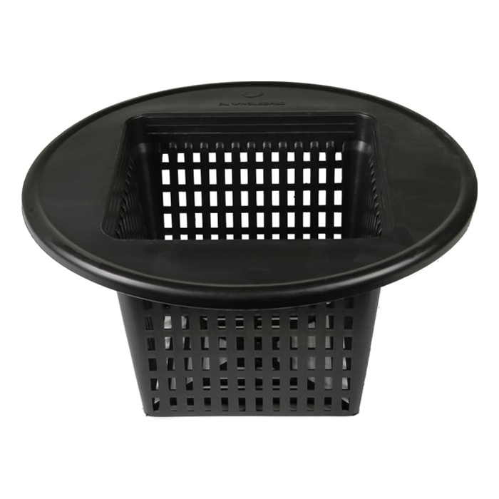 GROW1 6 Inch Mesh Pot Bucket Lid - SQUARE