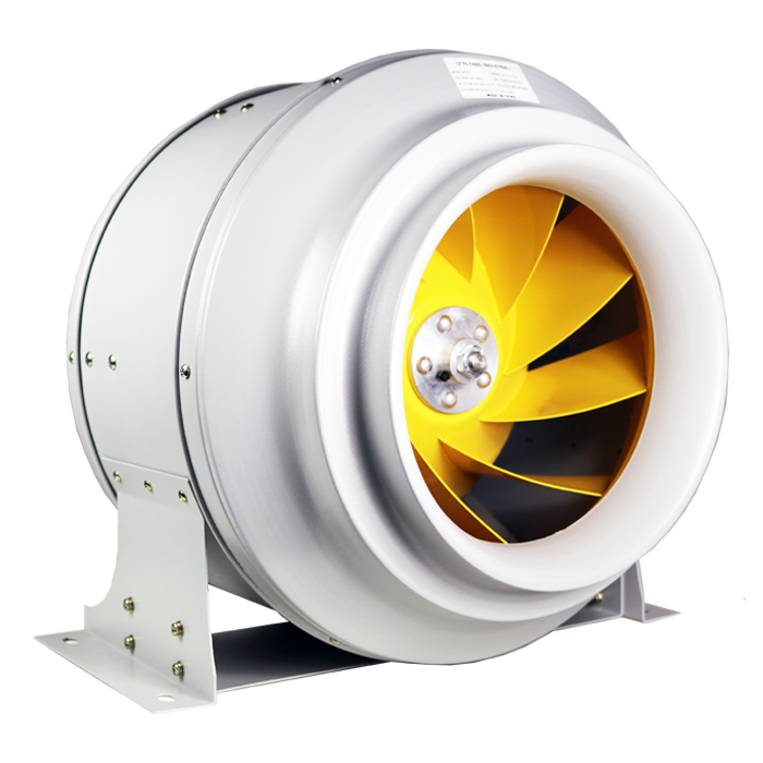 F5 Industrial 12'' In-Line Fan High output - 1880 CFM