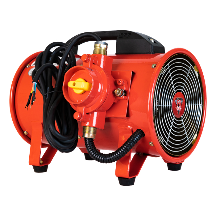 F5 Industrial 8 Inch Explosion Proof Fan