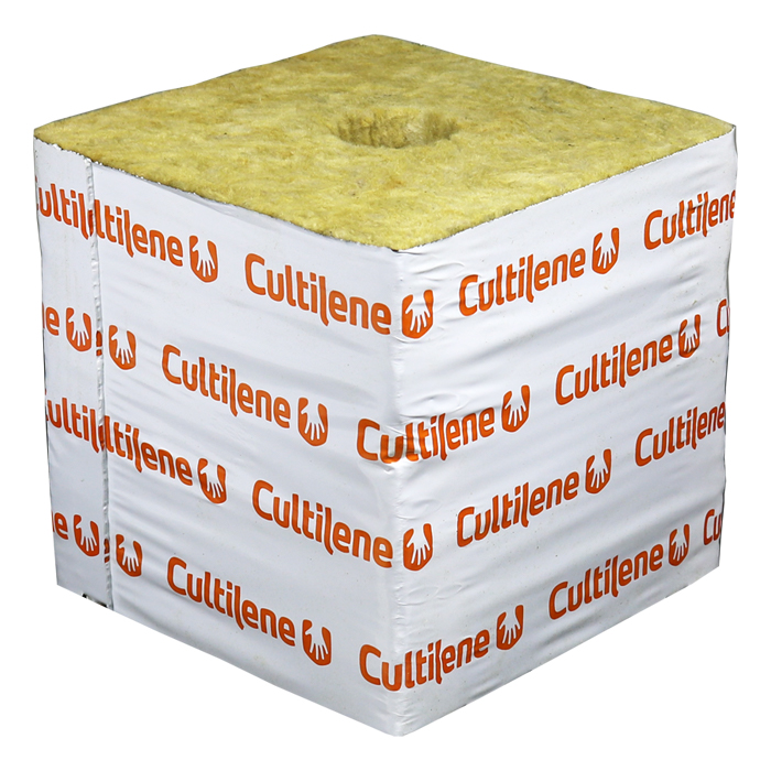 Cultilene 6x6x6 Block W/ Optidrain (48 pieces per carton/case)