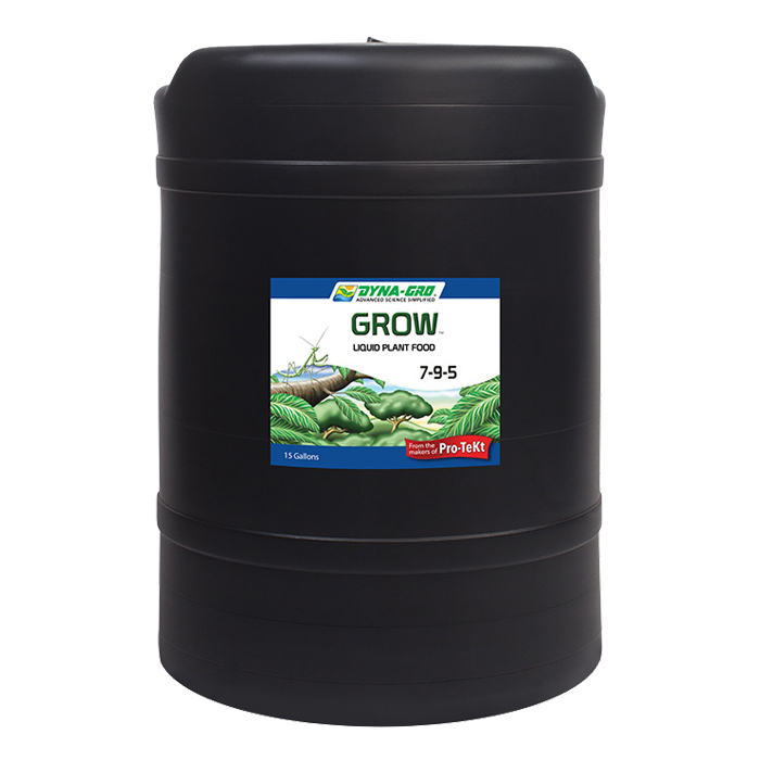 Dyna-Gro Grow 7-9-5 15 Gallon