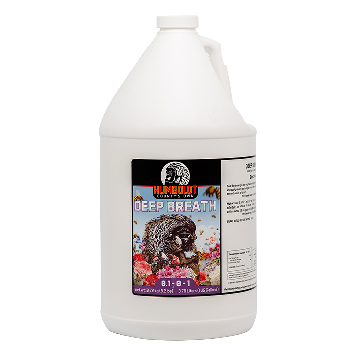 Humboldt Counties Own Deep Breath 1 Gallon