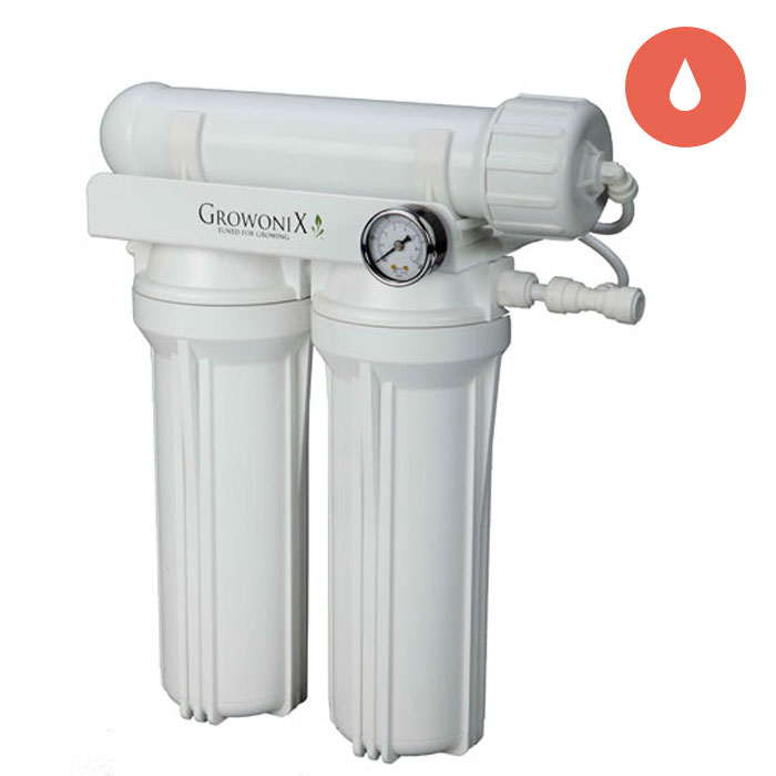 GrowoniX 100 GALLON / Day Reverse Osmosis Filter