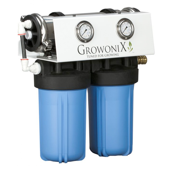 GrowoniX 600 GALLON / Day Reverse Osmosis Filter