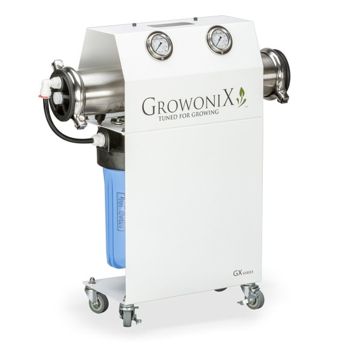 GrowoniX 1000 GALLON / Day Reverse Osmosis Filter - GOGX1000