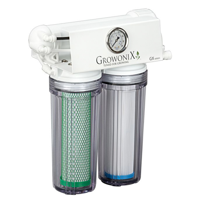 GrowoniX 200 GALLON / Day Reverse Osmosis Filter - GOGX200