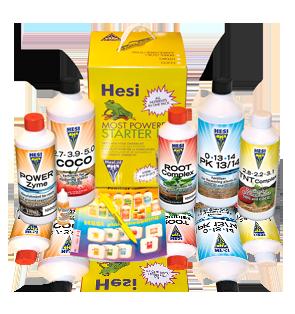 Hesi Starter Box (Soil)
