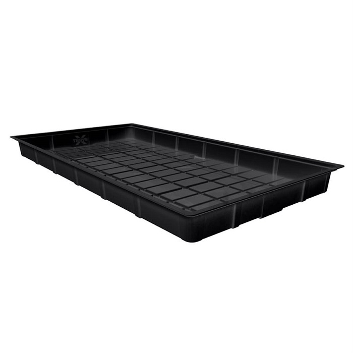 X - Trays 4x8 Black Flood Table