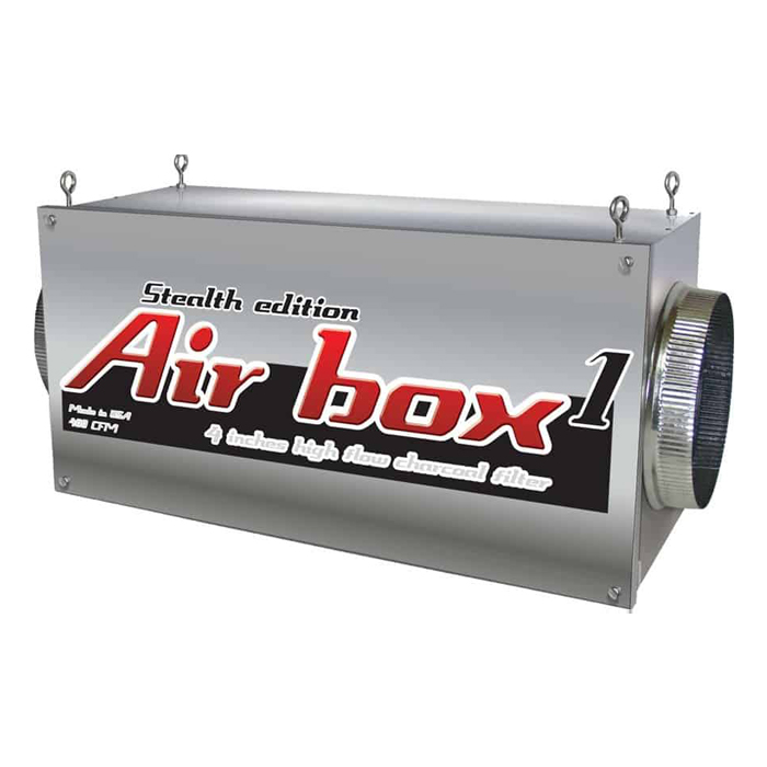 Air Box 1 - Stealth Edition (4 )