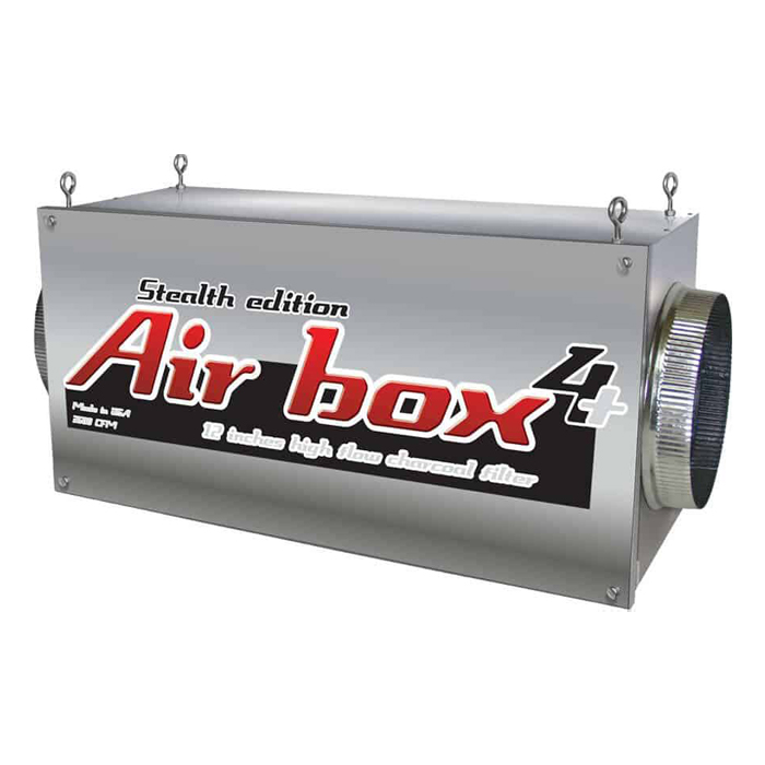 Air Box 4+ - Stealth Edition (12 )