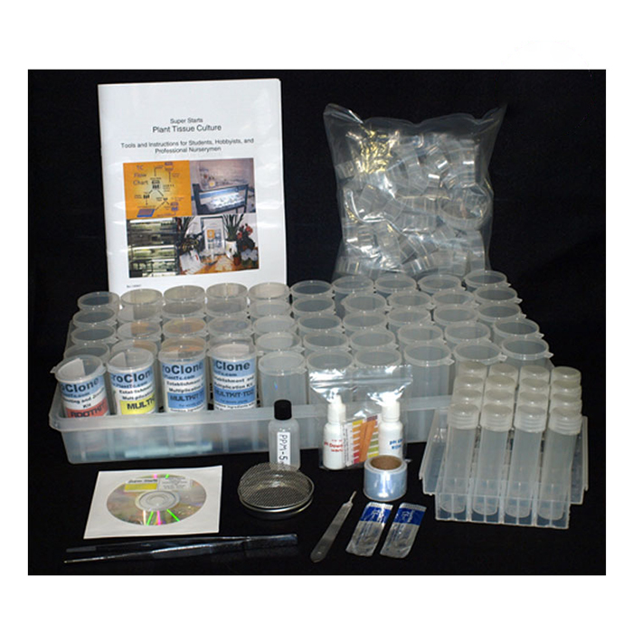 Plant TC Complete Tissue Culture Microclone Kit