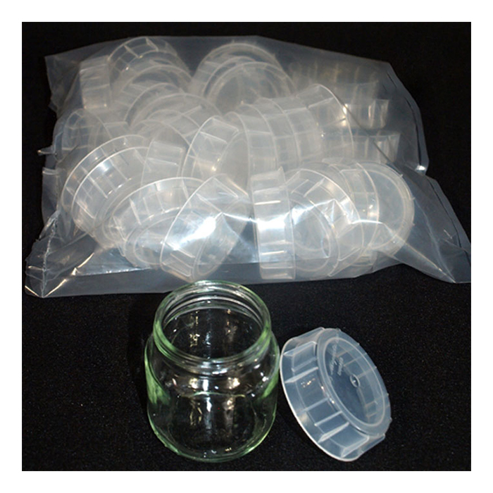 Plant TC Snap-on Lids for Tissue Culture Jars