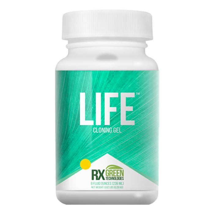 RX Green Solutions Life Gel 4oz (118ml)
