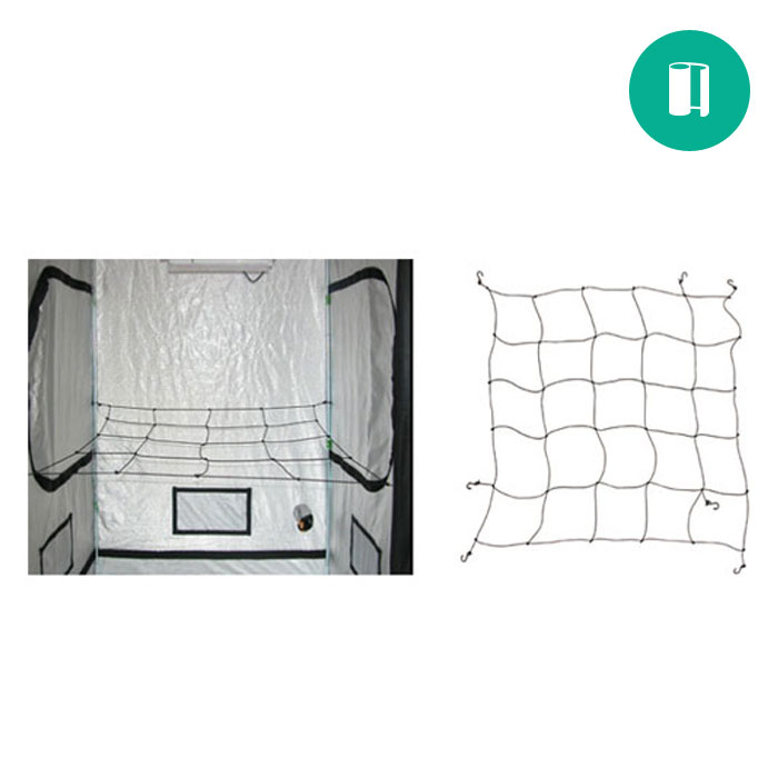 Secret Jardin WebIt Trellis Netting 2 X 2 Foot