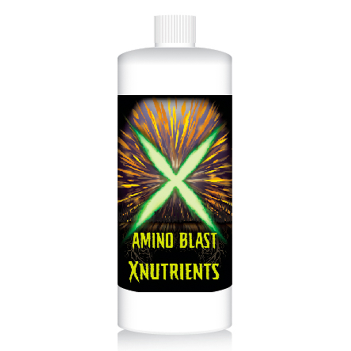 X Nutrients Amino Blast 1 Quart