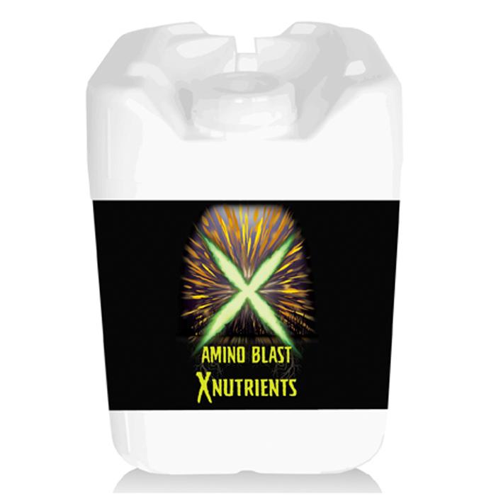 X Nutrients Amino Blast 5 Gallon