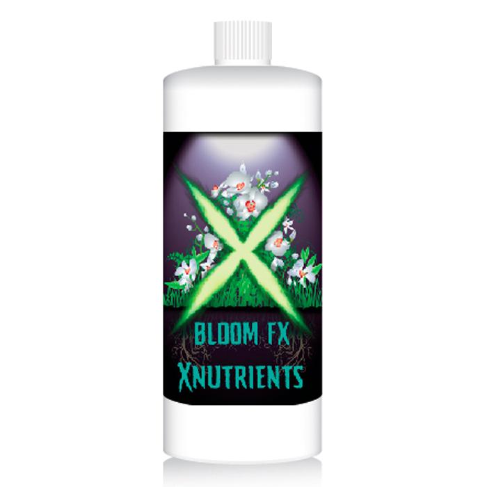 X Nutrients Bloom FX Bud Enhancer 1 Quart