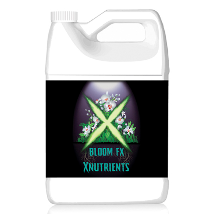 X Nutrients Bloom FX Bud Enhancer 2.5 Gallon