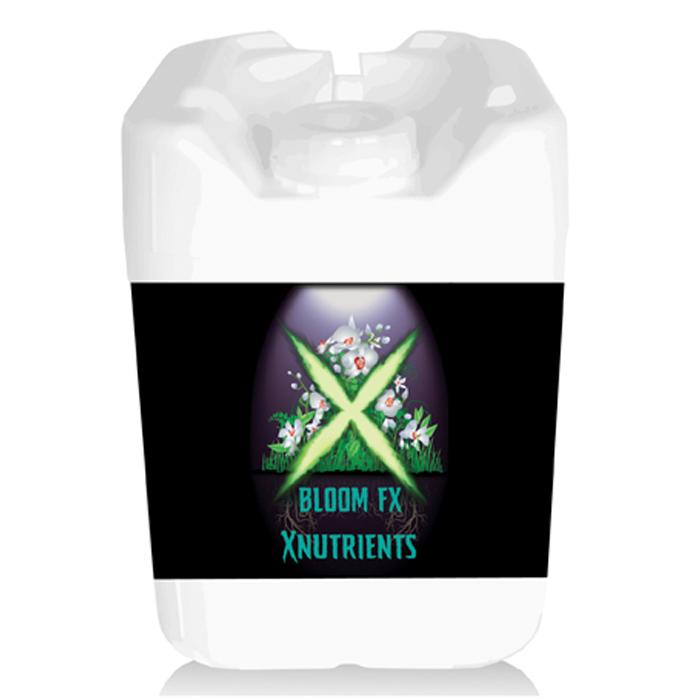 X Nutrients Bloom FX Bud Enhancer 5 Gallon